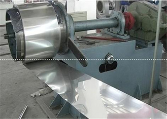 Cina Celah Ujung Stainless Steel Sheet Metal Hot Rolled 316L Stainless Steel Coil pemasok