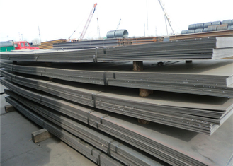 Cina LOW CARBON Hot Rolled Steel Sheet JIS ASTM Hot Rolled Mild Steel Plate pemasok