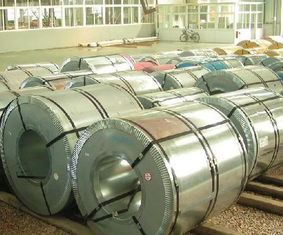 CS Type A Electro Galvanized Steel Coil , Cold Rolled Steel Plate