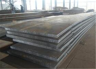 Cina 900mm - 2000mm Galvanised Steel Sheet Nm360 NM400 NM450 GRADE pemasok