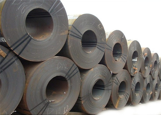 Cina Grade S235JR Hot Rolled Steel Coil Thickness 1.2 - Berat 20mm 12 - 25 Ton pemasok