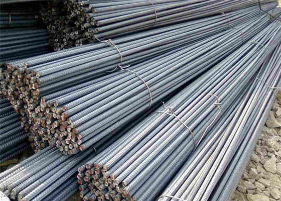 Cina AISI ASTM 20MnCr5 Hot Rolled Alloy Round Steel Bar Dimensi 10-1500mm pemasok