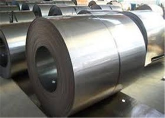 S235JR A36 SS400 Grade Hot Rolled Steel Coil With Much Less Processing