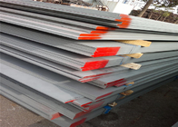 Komersial 1500mm HR Hot Rolled Steel Sheet ASTM JIS Rendah Karbon