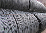 Di Black Surface Wire Rod Coils / Hot Rolling Batang Baja Karbon Tinggi
