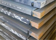 Paduan Rendah Hot Rolled Sheet / Kekuatan Tinggi Stainless Steel Sheet Metal