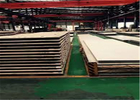 Cina SS400 Hot Rolled Galvanized Steel / Stabil Perfortable Steel Plate Hot Rolled pabrik