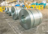 Cold Rolled Galvanized Steel Coil, Permukaan Dilapisi ASTM Steel Plate