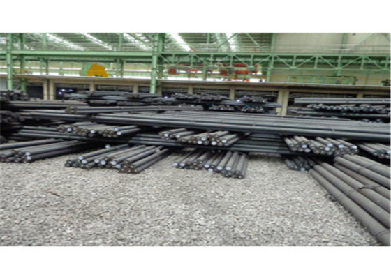 Cina AISI ASTM Hot Rolled Round Bar Normalisasi / Annealing Heat Treatment pabrik