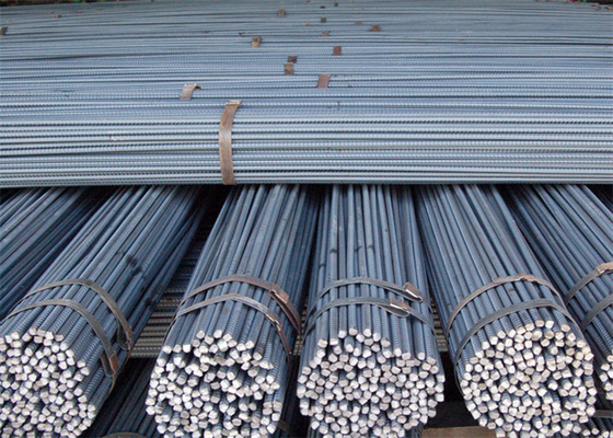 Hot Rolled cacat Steel Bar GB Standard HRB335 HRB400 HRB500