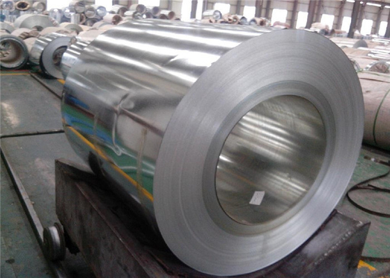 Cina High Preciseness Hot dicambuk Galvanized Steel Coils SPCC 600mm - Lebar 1500mm pabrik