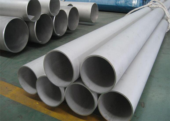 Cina Pengeboran Seamless Cold Drawn Steel Tube, Pipa Stainless Steel Putih 4 Distributor