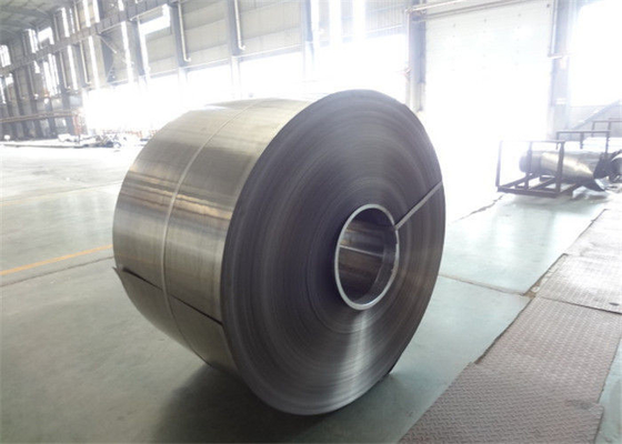 Cina Dilapisi Hot Dip Galvanized Steel Strip, Galvanized Steel Roll 0,23 / 0,27 / 0,3 / 0,35mm Distributor