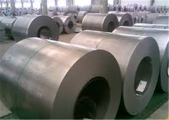 Cina Komersial Diminyaki Hot Rolled Steel Coil Anti Permukaan Sidik Jari Distributor