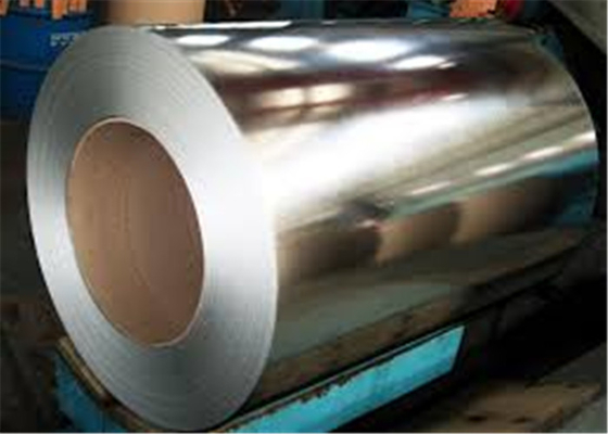 Cina Ketahanan Baik Prime Hot Rolled Steel Coils / Durable Carbon Steel Coil pabrik